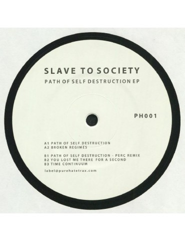 Slave To Society – Path Of...