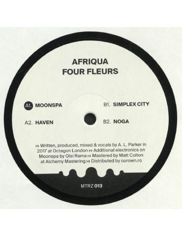 Afriqua – Four Fleurs