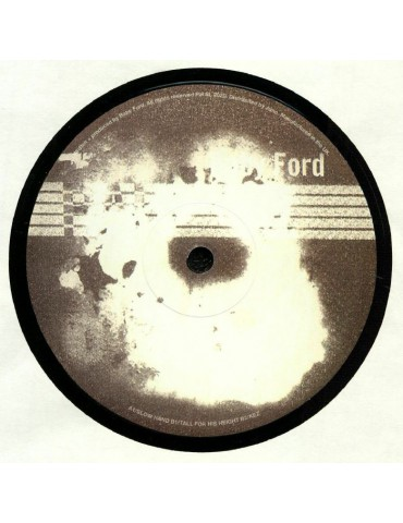 Baby Ford ‎– Slow Hand