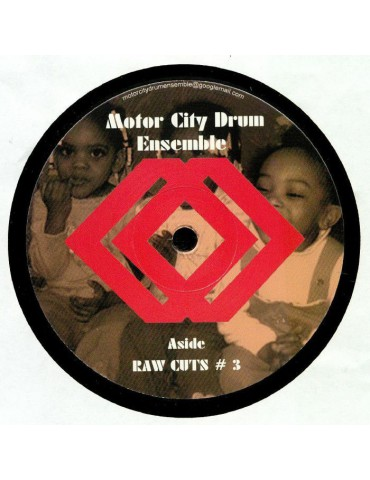 Motor City Drum Ensemble ‎–...