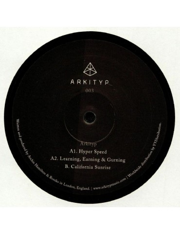 Arkityp ‎– Pyramids Of...