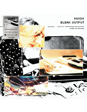Noon ‎– Bleak Output LP...