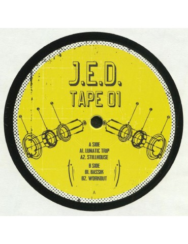 J.E.D Tape – J.E.D Tape 01