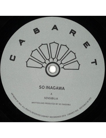 So Inagawa ‎– Sensibilia