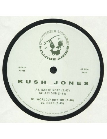 Kush Jones ‎– Future Times 055