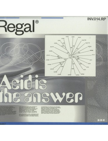 Regal – Acid Is The Answer