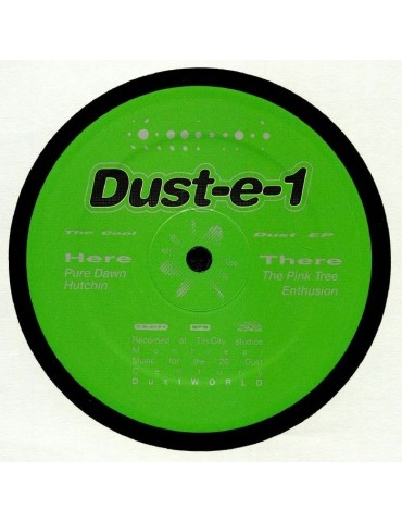 Dust-e-1 ‎– The Cool Dust EP