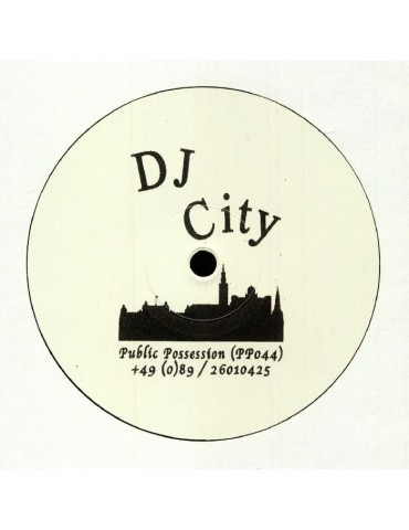 DJ City – Your Love