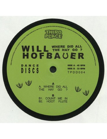 Will Hofbauer – Where Did...