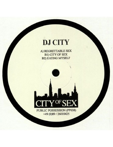 DJ City – City Of Sex