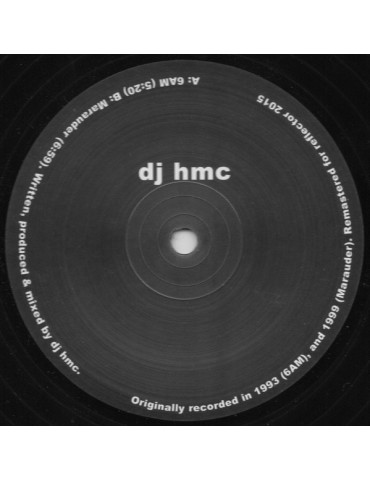 DJ HMC – 6AM / Marauder