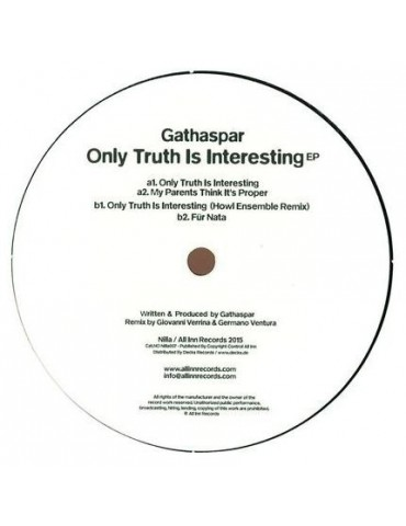 Gathaspar – Only Truth Is...