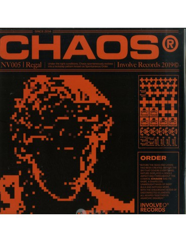 Regal ‎– Chaos EP