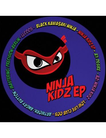 Black Kawa$aki Ninja –...