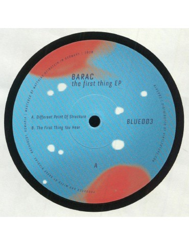 Barac – The First Thing EP