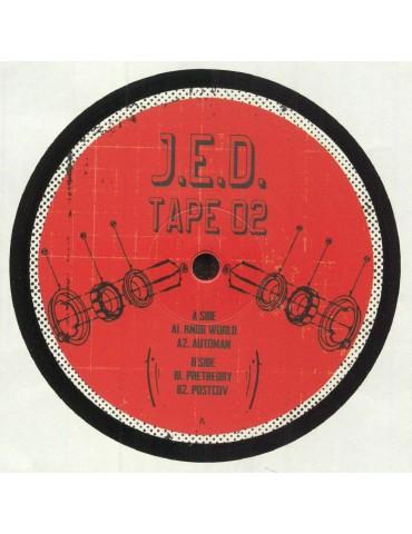J.E.D Tape – J.E.D Tape 02