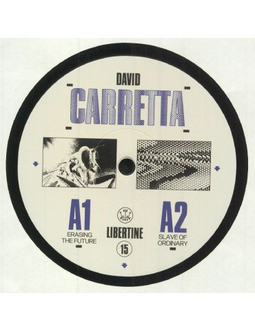 David Carretta – Libertine 15
