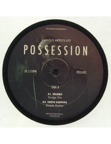 Various – Possession EP2