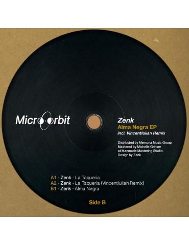 Zenk – Alma Negra EP