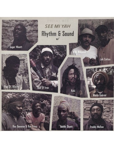Rhythm & Sound – See Mi Yah