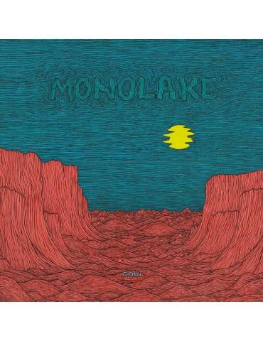 Monolake – Gobi. The Vinyl...