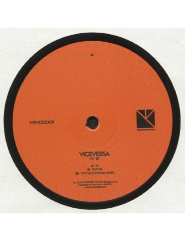 Viceversa – VIV EP