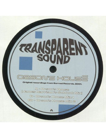 Transparent Sound – Orson's...