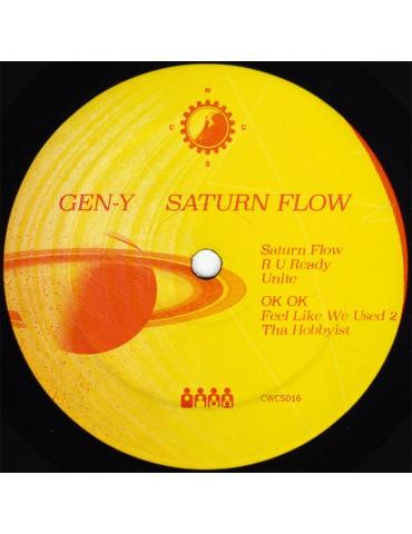 GEN-Y – Saturn Flow EP