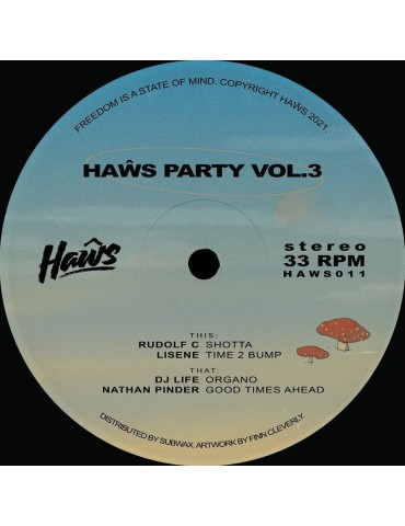 Various – Haŵs Party Vol. 3