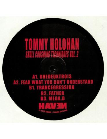 Tommy Holohan – Skull...