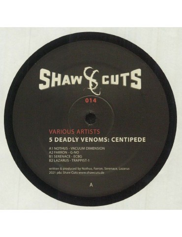 Various – 5 Deadly Venoms:...
