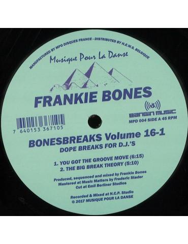 Frankie Bones – Bonesbreaks...