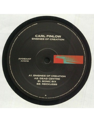 Carl Finlow – Engines Of...