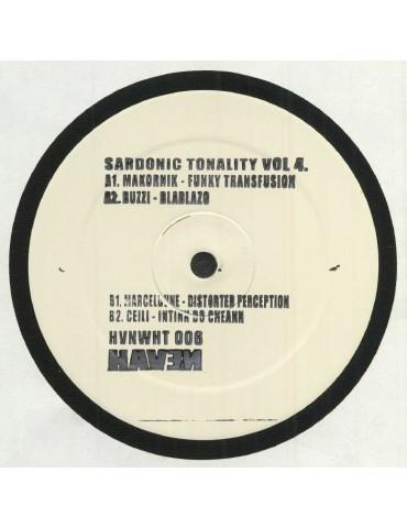 Various – Sardonic Tonality...