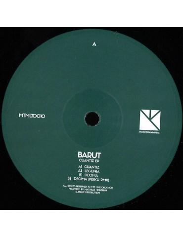 Barut – Cuantiz EP