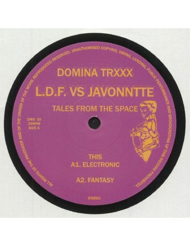 L.D.F. vs Javonntte – Tales...