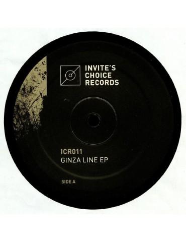 Invite – Ginza Line EP