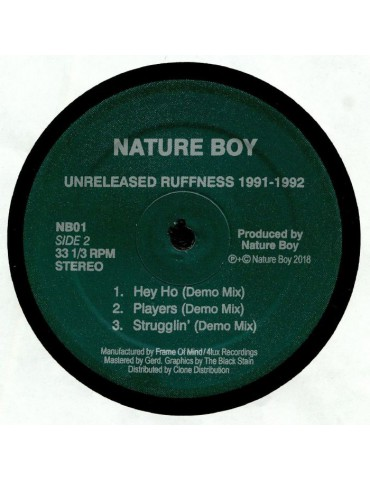 Nature Boy ‎– Unreleased...