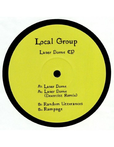 Local Group ‎– Laser Dome EP
