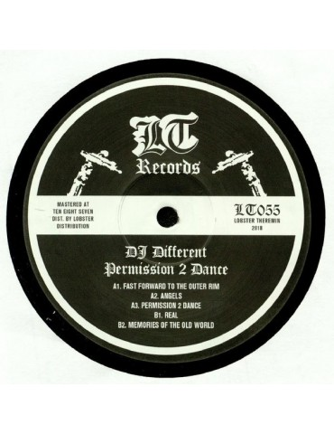 DJ Different ‎– Permission...