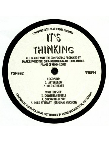 It's Thinking ‎– Afterglow