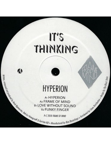 It's Thinking ‎– Hyperion