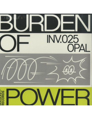 Opål – Burden Of Power