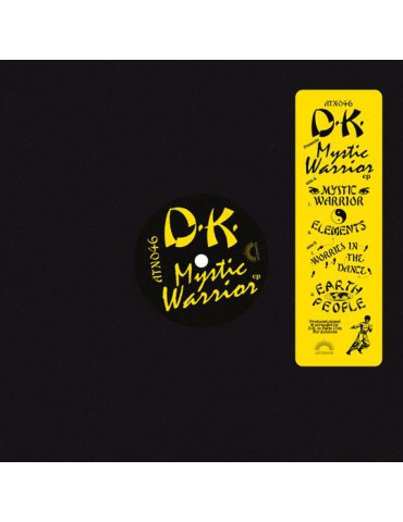 D.K. – Mystic Warrior EP