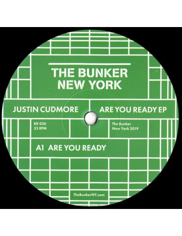 Justin Cudmore – Are You...