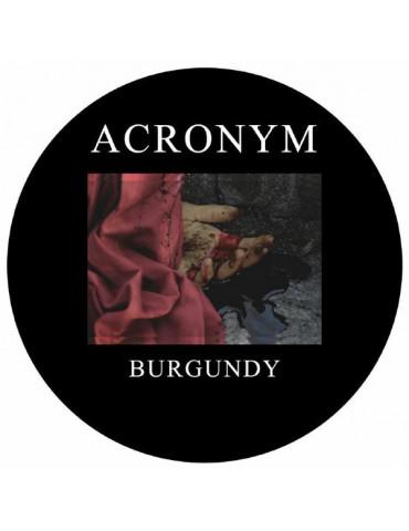 Acronym – Burgundy