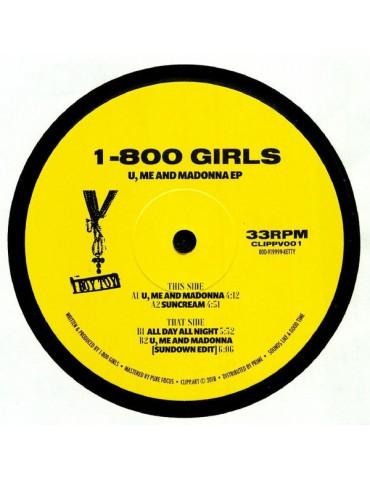 1-800 GIRLS – U, Me And...