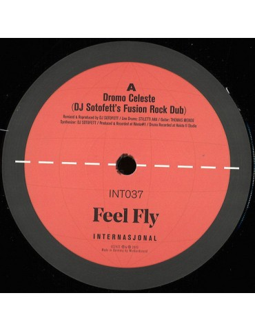 Feel Fly ‎– Remixes
