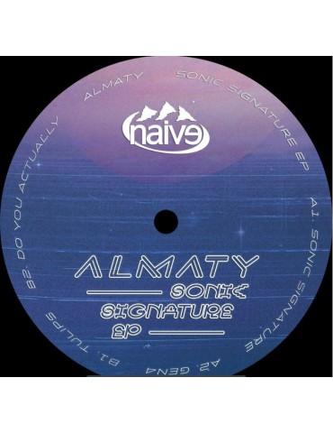 Almaty – Sonic Signature EP