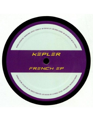 Kepler – French EP